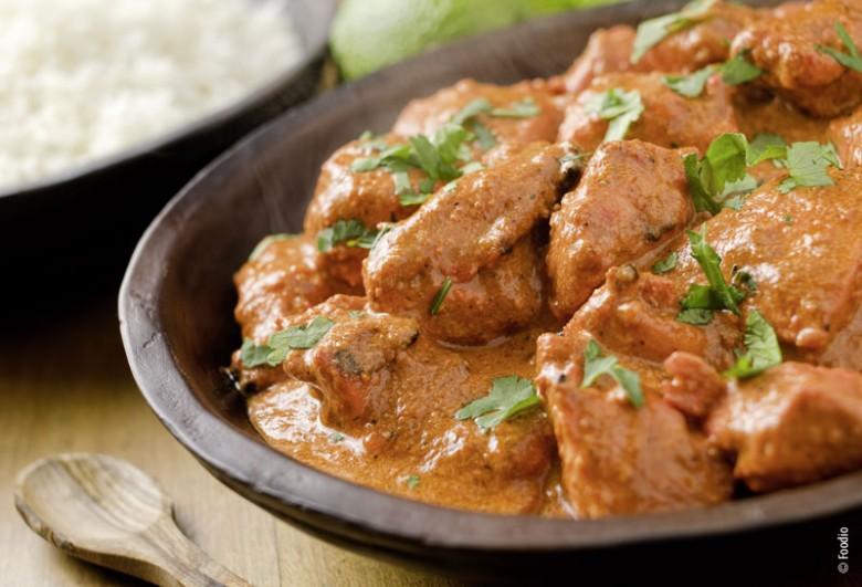 Rezept für Feinschmecker: Indisches Fischcurry