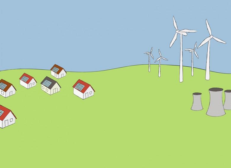 Smart Grids: Wie kann ein Stromnetz intelligent sein?