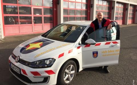 Notfallseelsorge Ludwigshafen schneller unterwegs
