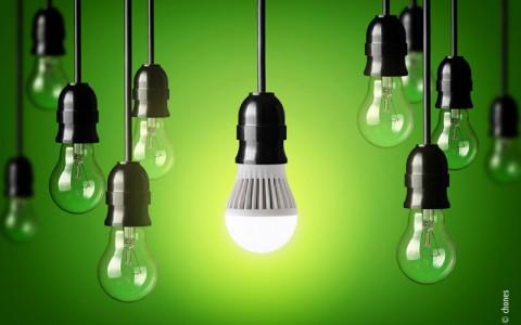 LED spart Energie im Heizkraftwerk in Ludwigshafen