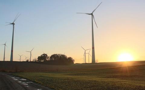 Energiewende: TWL investiert in den Windpark Rurich