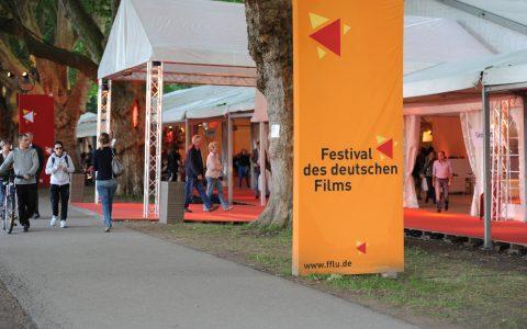 Festival des deutschen Films auf der Parkinsel
