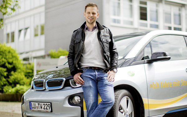 Mit dem Elektroauto mobil