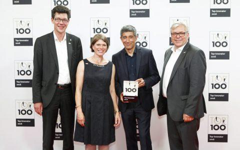 TWL erhält Innovationspreis TOP 100