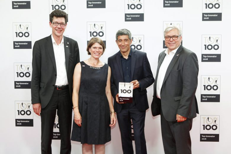 TWL erhält Innovationspreis TOP 100