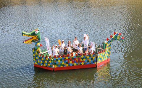 TWL-Drachenboot räumt ab