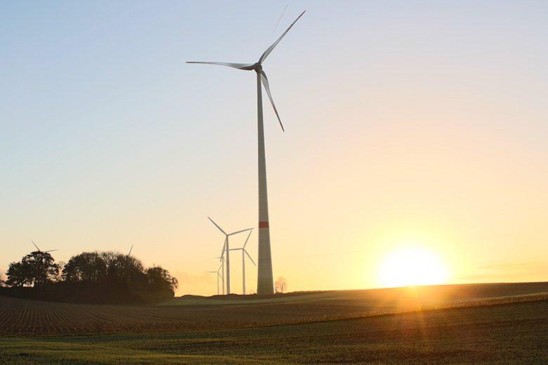 Wachsen mit Windenergie