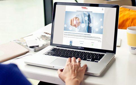 Security-Website von TWL erhöht die Sicherheit in sozialen Medien
