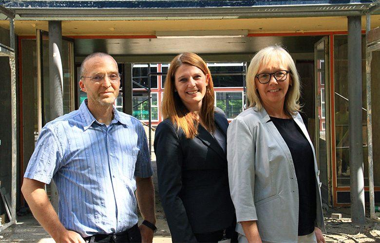 Start-ups zieht's ins Innovationszentrum Freischwimmer