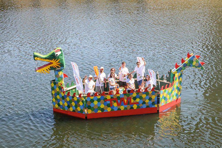 Leinen los fürs Hafenfest im Luitpoldhafen!
