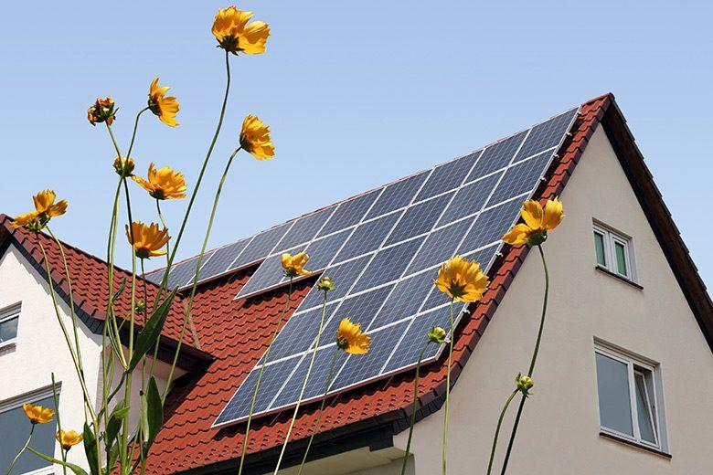 Solarstrom selbst erzeugen und sparen