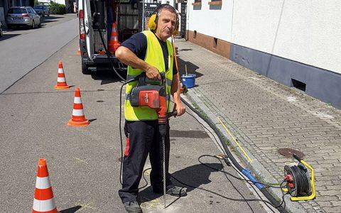 Experten für ein sicheres Gasnetz
