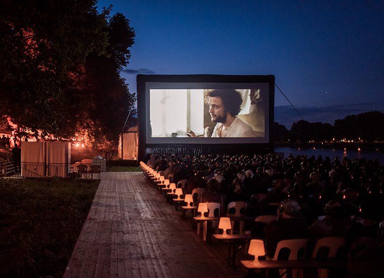 TWL dreht Videoclip über das Filmfestival