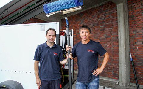 Saubere Solaranlagen zahlen sich aus
