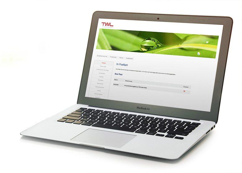 Der Onlineservice Digital im Portal schafft Transparenz