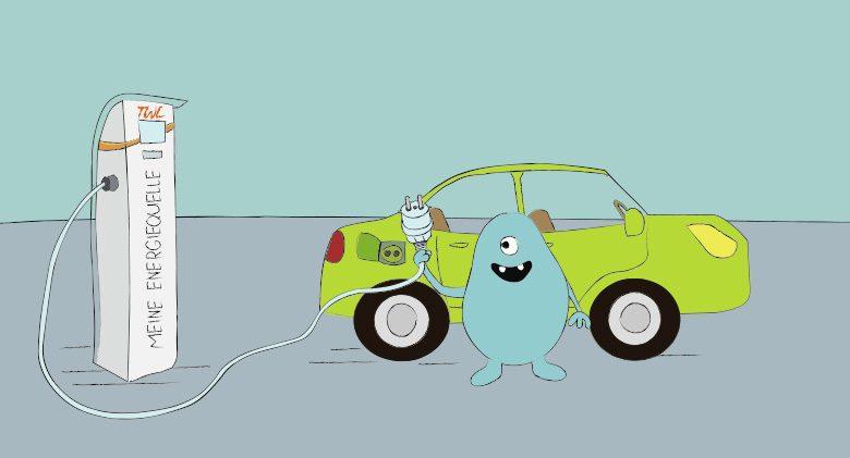 Elektroautos laden – wie funktioniert das? - TWL Kurier