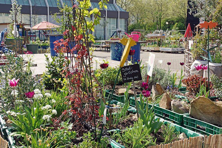 Die große Lust am Garten in der Stadt