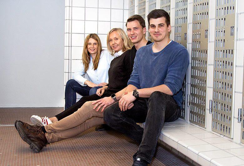 Start-up will digitales Familienleben fördern
