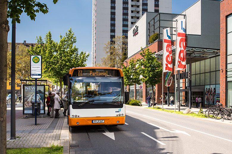 Aktiv für saubere Luft in Ludwigshafen