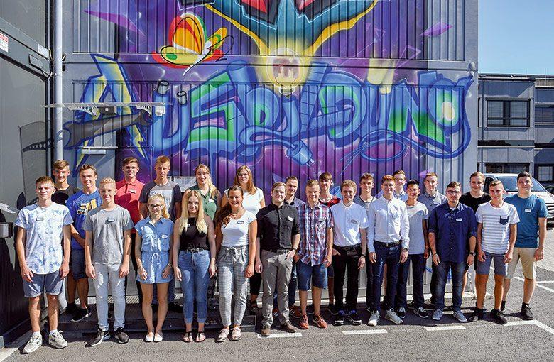 TWL bietet Zukunftschancen durch Ausbildung