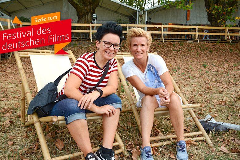 Festivalfans sind begeistert vom Kino am Rheinstrand
