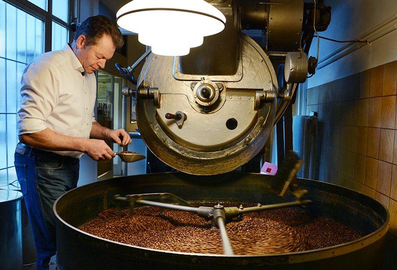 Kaffeerösterei Mohrbacher steht für Spitzenqualität