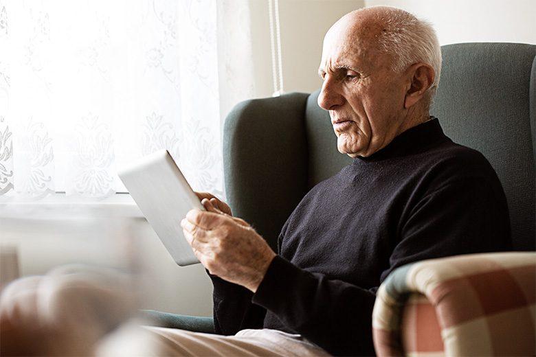 Ein Smart Home erhöht die Lebensqualität von Senioren