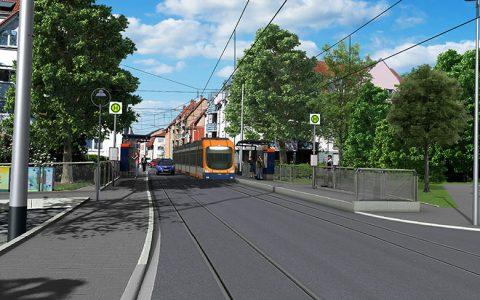Nahverkehr in Ludwigshafen soll besser rollen