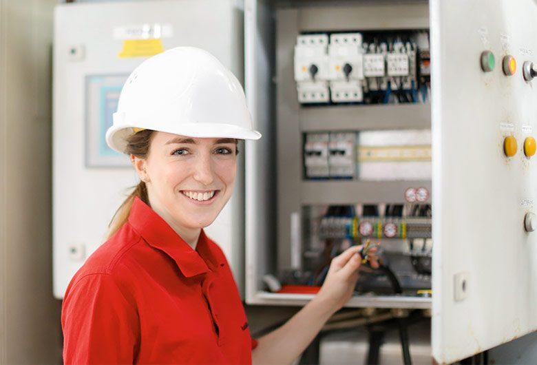 Beste Berufsperspektiven in der Energiebranche