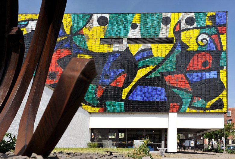 Wilhelm-Hack-Museum spiegelt die Kunst des 20. Jahrhunderts