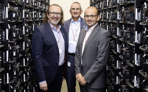 Zukunftstechnologie aus Ludwigshafen für die Energiewende