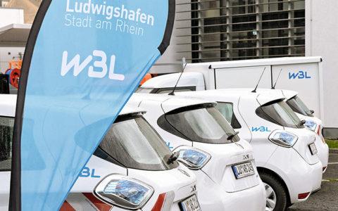 Stadt Ludwigshafen setzt auf E-Autos