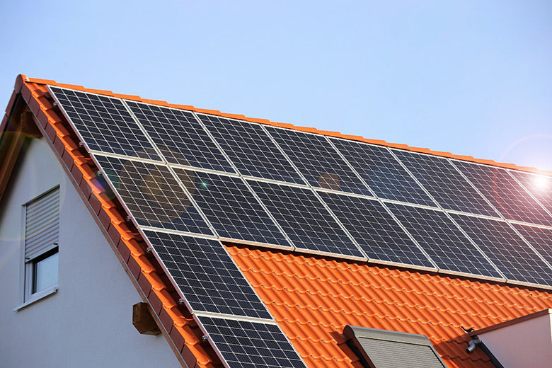 Solarrechner ermittelt Dächer mit Potenzial