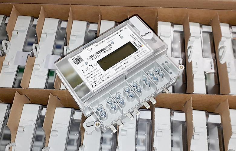 Rollout für digitale Stromzähler