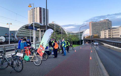 Radfahren in Ludwigshafen soll attraktiver und sicherer werden