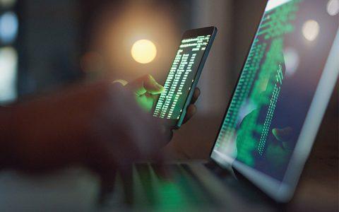 Hacker erbeuten Daten