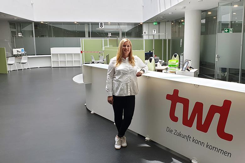 Mehr Laufkundschaft im TWL-Kundenzentrum