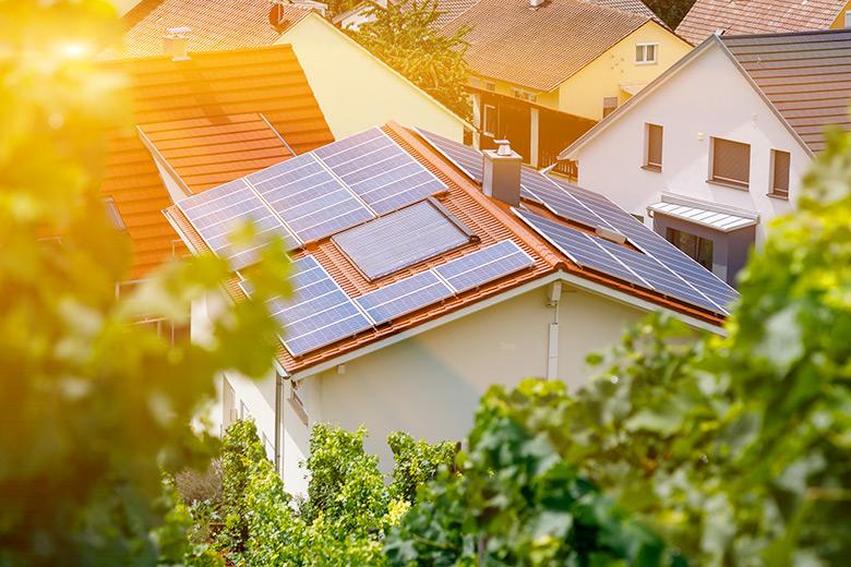 Mit eigener Photovoltaikanlage Kosten sparen