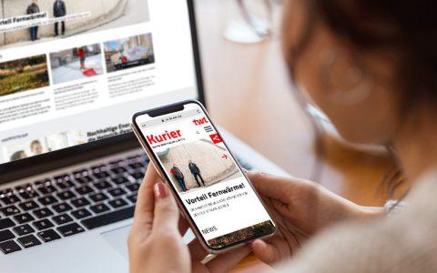 Onlinemagazin von TWL bietet Einblicke voller Energie